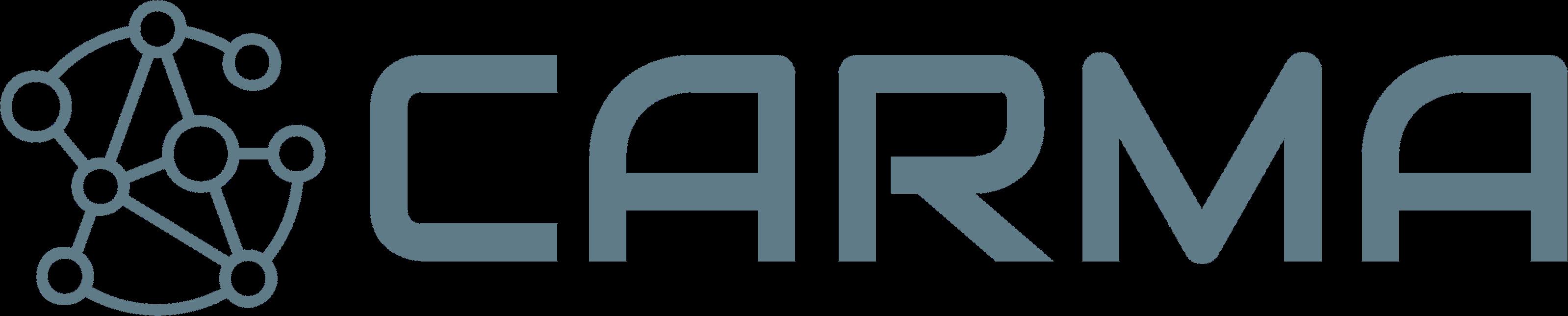 CARMA logo no tagline (trans)